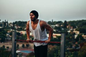 massa muscolare corpo libero